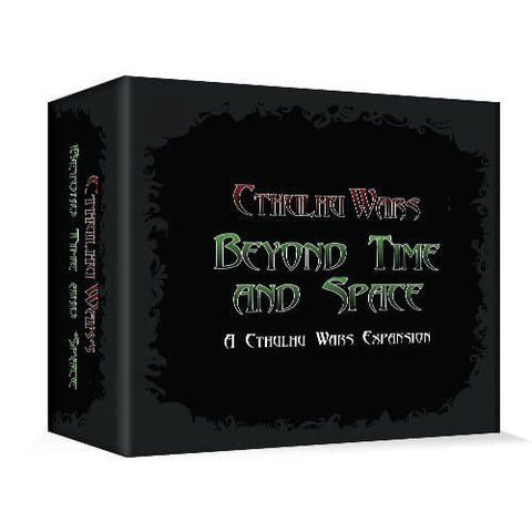 Cthulhu Wars: Beyond Time & Space