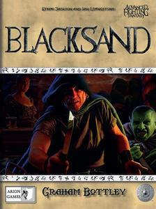 Advanced Fighting Fantasy: Blacksand + complimentary PDF - Leisure Games