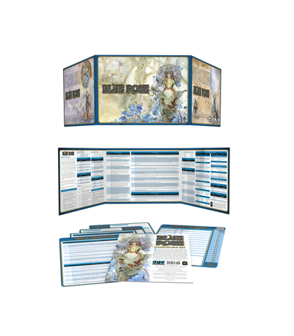 Blue Rose Narrator's Kit - Leisure Games