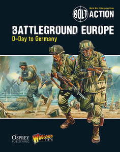 Bolt Action: Battleground Europe - Leisure Games