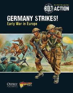 Bolt Action: Germany Strikes! - Leisure Games