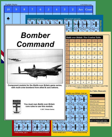 Bomber Command (Deluxe Edition) - Leisure Games