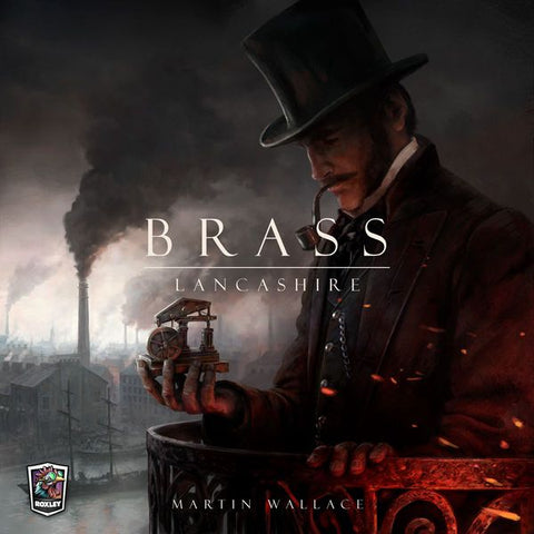 Brass: Lancashire - Leisure Games