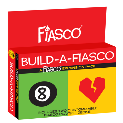 Fiasco: Build-A-Fiasco Expansion Pack