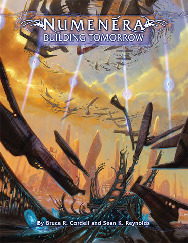 Numenera: Building Tomorrow (expected in stock on 23rd October)