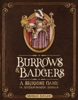 Burrows & Badgers - Leisure Games