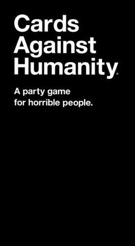 Cards Against Humanity: UK Edition V2.0 - Leisure Games