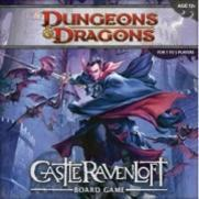 Castle Ravenloft Boardgame - Leisure Games