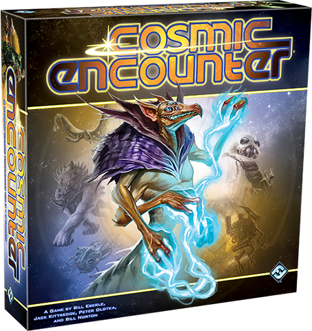 Cosmic Encounter (revised edition) - Leisure Games