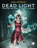 Call of Cthulhu RPG 7th Edition: Dead Light & Other Dark Turns - pre-order (expected February 2020)