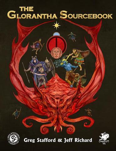 The Glorantha Sourcebook + complimentary PDF