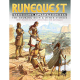 RuneQuest The Smoking Ruin & Other Stories + complimentary PDF - pre-order special price (expected May 2020)