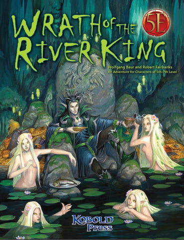 Wrath of the River King (5th Edition D&D)