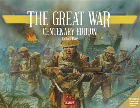 The Great War Boardgame: Centenary Edition