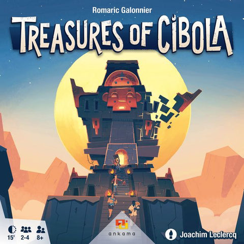 Treasures Of Cibola (expected in stock on 17th February)
