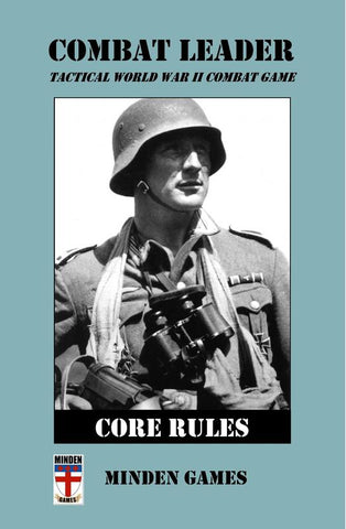 Combat Leader: Core Rules - Leisure Games