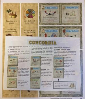 Concordia/Navegador Mini Expansion - Leisure Games