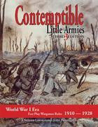 Contemptible Little Armies 3rd Edition - Leisure Games