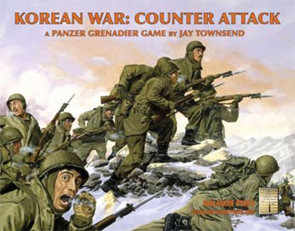 Panzer Grenadier: Korean War - Counter Attack