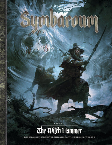Symbaroum: Karvosti - The Witch Hammer + complimentary PDF