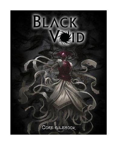 Black Void RPG Core Rulebook + complimentary PDF