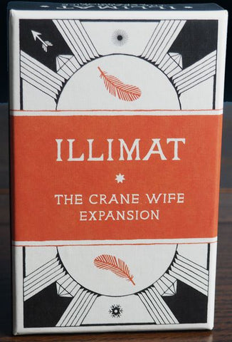 Illimat: The Crane Wife Expansion (expected in stock 24th July)