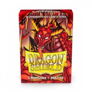 Dragon Shield Matte Small (60 sleeves, 59x86mm)