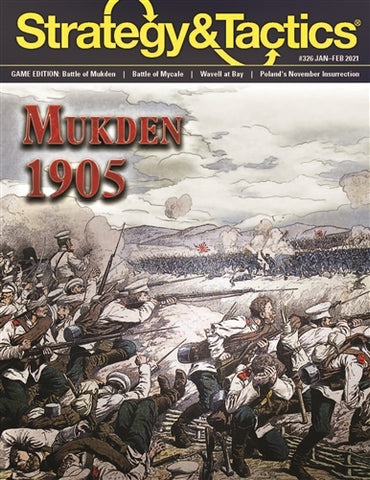 Strategy & Tactics 326: Battle of Mukden 1905