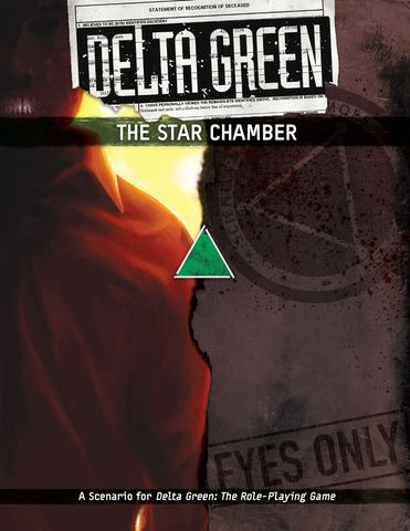 Delta Green: The Star Chamber + complimentary PDF