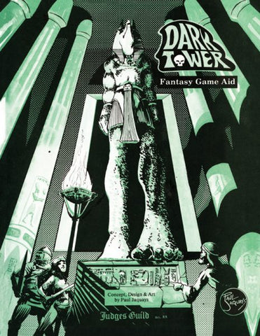 Dark Tower: Judges Guild Classic Reprint - Leisure Games