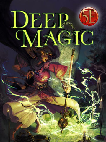 Deep Magic (5E)