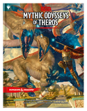 Dungeons & Dragons 5th Edition: Mythic Odysseys of Theros