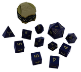 Dungeons & Dragons 5th Edition: Waterdeep Dragon Heist Dice Set