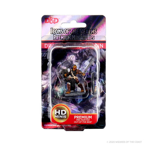 WZK93006: D&D Icons of the Realms Premium Figures: Dragonborn Female Paladin
