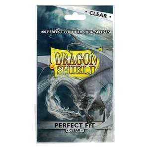Dragon Shield Perfect Fit (100 sleeves, 63x88mm)