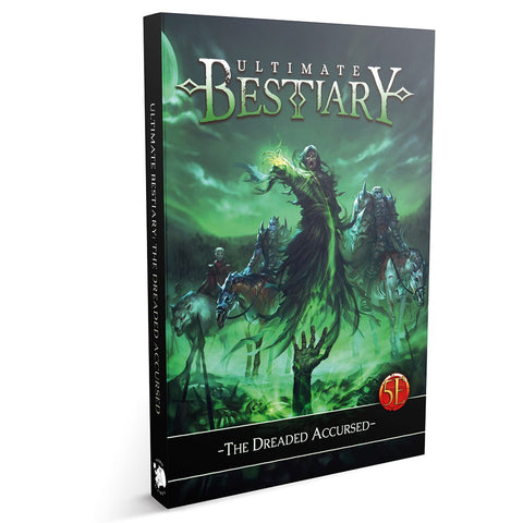 Dungeons & Dragons RPG: Ultimate Bestiary: The Dreaded Accursed