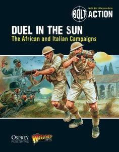 Bolt Action: Duel in the Sun - Leisure Games