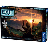 EXIT: The Sacred Temple (with Jigsaw Puzzles)