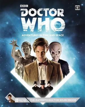 Doctor Who: Eleventh Doctor Sourcebook + complimentary PDF