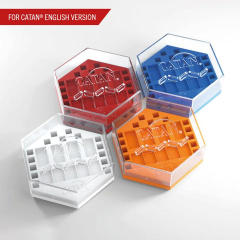 Gamegenic Catan Hexadocks Base Set