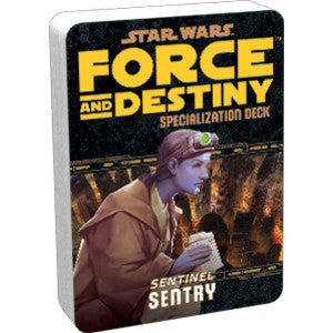 Force and Destiny Specialization Deck: Sentry