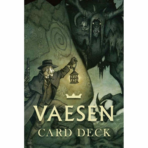 Vaesen Nordic Horror Card Deck