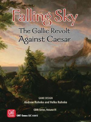 Falling Sky: The Gallic Revolt Against Caesar