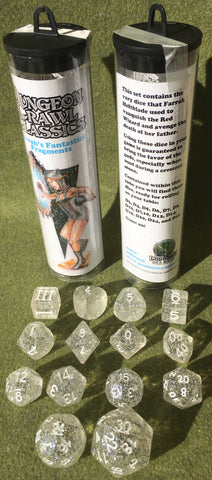 Farrah's Fantastic Fragments (Dungeon Crawl Classics Dice)