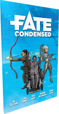 Fate Condensed + complimentary PDF