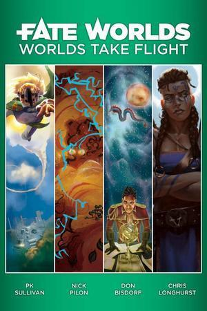 Fate Worlds: Worlds Take Flight + complimentary PDF