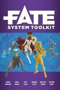 Fate System Toolkit + complimentary PDF