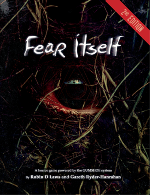 Fear Itself 2nd Edition RPG + complimentary PDF