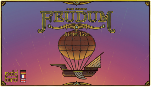 Feudum: Alter Ego (Expected In Stock Tuesday 24th)