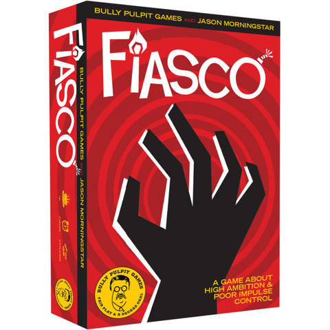 Fiasco 2nd Edition Boxed Set + complimentary PDF